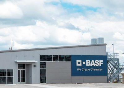 BASF Lab in Palmyra, MO