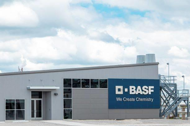 BASF Building