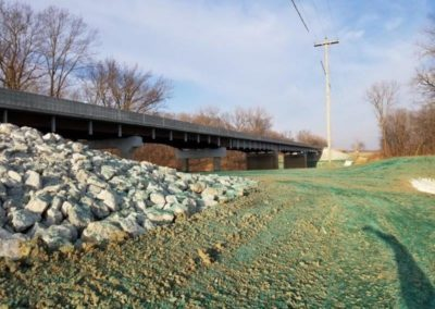 Rebuilding bridges nationwide